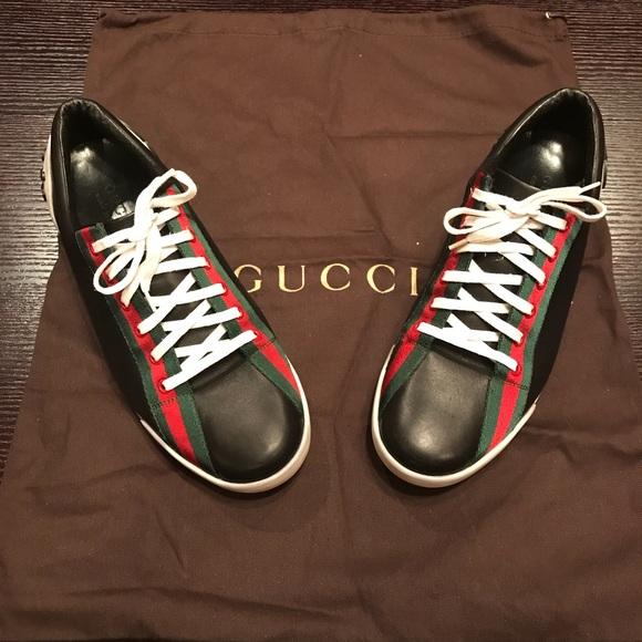 Superb Vintage Gucci Sneakers